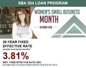 October 504 Interest Rate