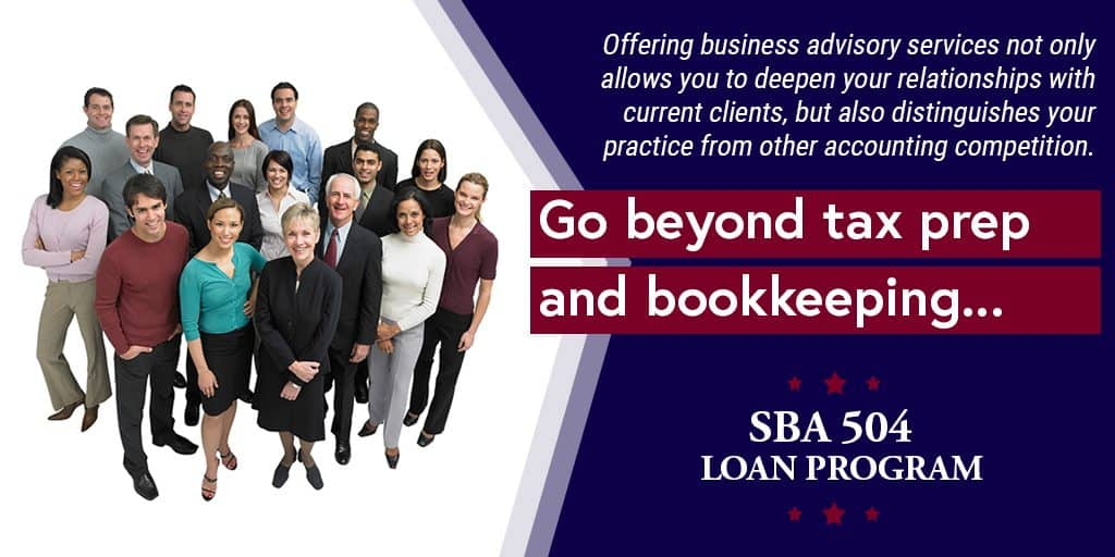 Is Your Accounting Firm Recommending SBA 504 Loans?
