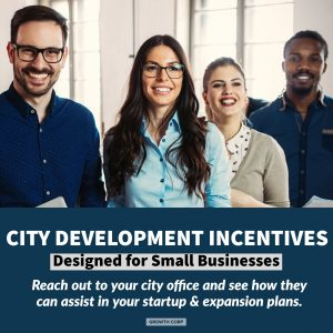 City Development Incentives for Business Growth